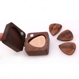 Range médiators en bois