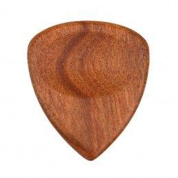 médiator en bois