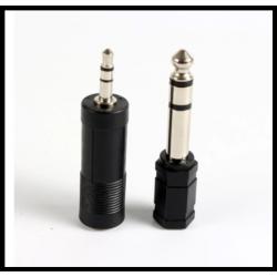 Adaptateur jack 3,5mm -...