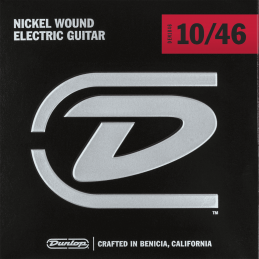 Dunlop - Nickel Wound -...