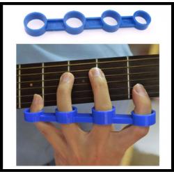 doigts étiré pour jouer de la guitare